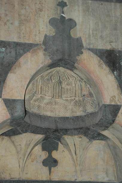 Khan As'ad Pasha Al-Azem, detail