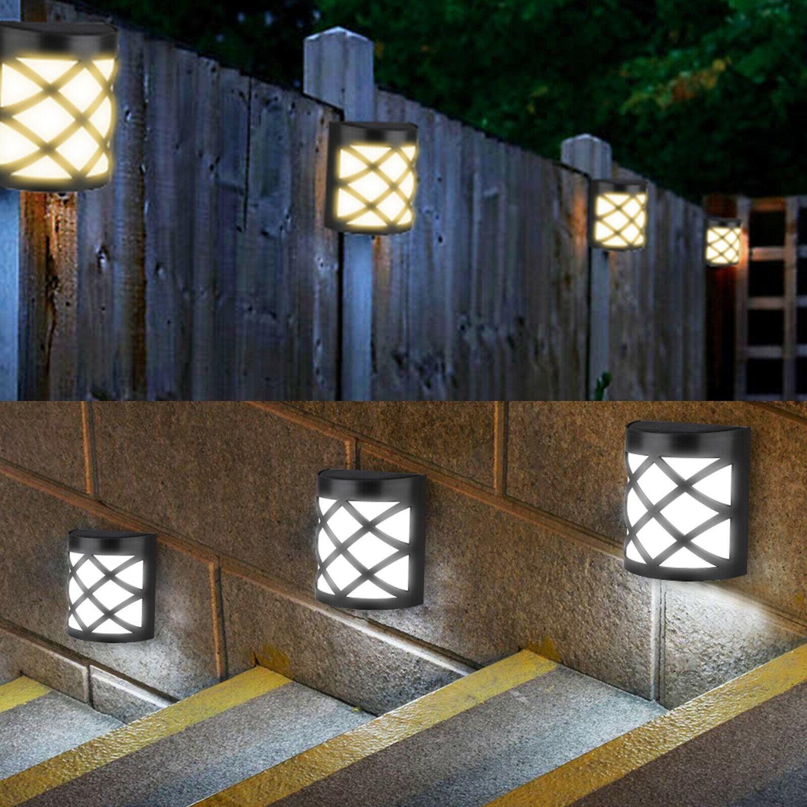 Solar 6 Led Deck Light Outdoor Waterproof With Retro Design Motion Sensor Lamp 7 99 Outdoor Lighting In 2020 Solar Lamp Outdoor Solar Lanterns Outdoor Solar Lights