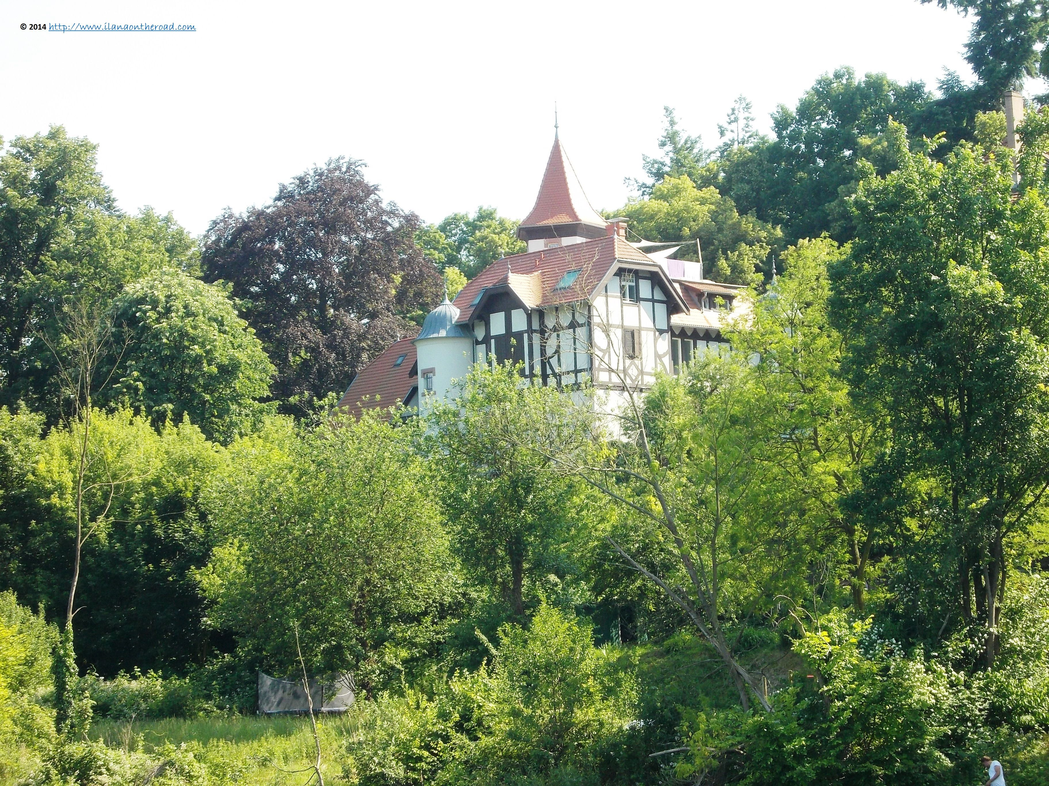 Boat tour around Wannsee: http://foreignerinberlin.blogspot.de/2014/06/boat-tour-around-wannsee.html