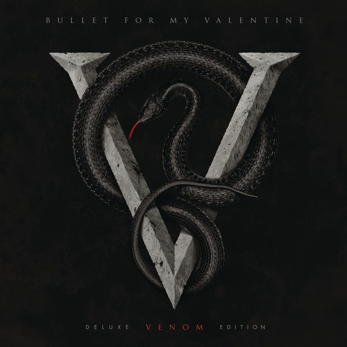 Bullet For My Valentine Venom Deluxe Edition 2015