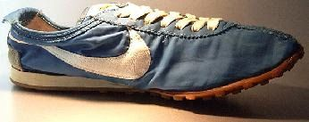 This is the first nike running shoe