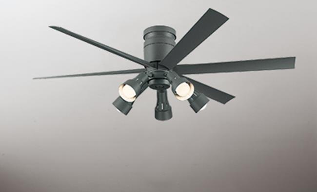 Wf247 Wf280lc Wf280nc 大風量 Led 調光 電球色 昼白色 5灯 軽量