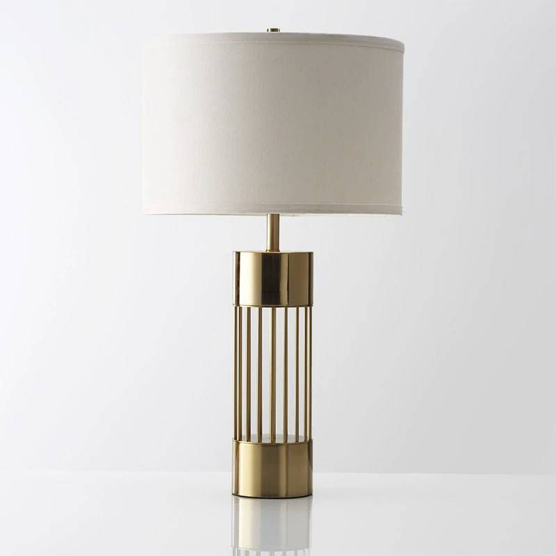 Nordic Desk Lamp Gold Led Table Lamp Bedroom Living Room Office Lighting Deco Table Lights Learning Led Desk Lights Fixtures Table Lamp Lamp Decorative Table Lamps