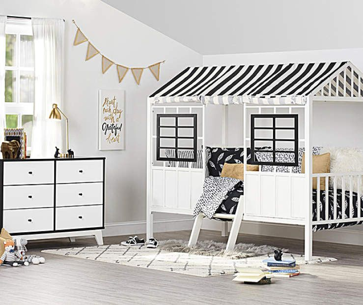 Best Little Seeds Rowan Valley Playbed Kids Bedroom Furniture 640 x 480