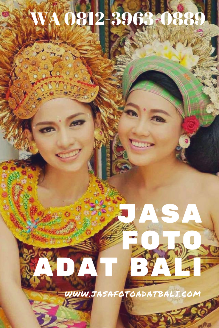 Baju Adat Gambar Pakaian Adat Bali