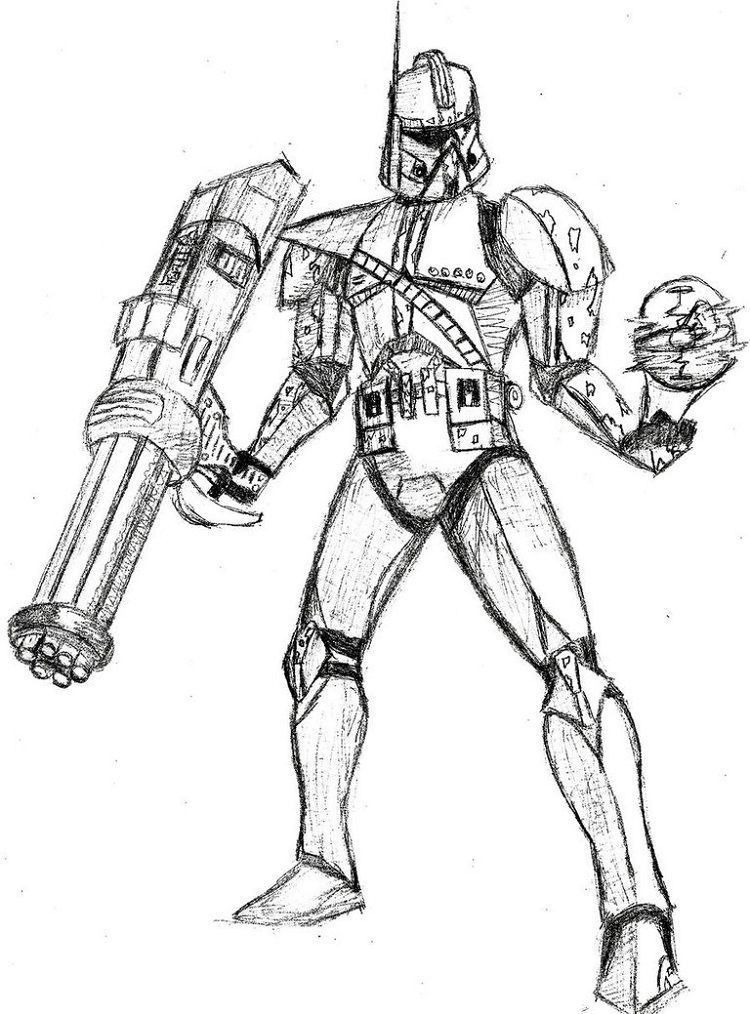 star wars clone wars coloring pages # 17