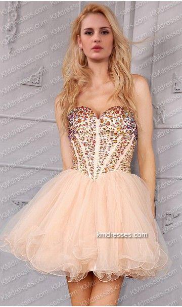 Cheap Short Formal Dresses Photo Album - Reikian