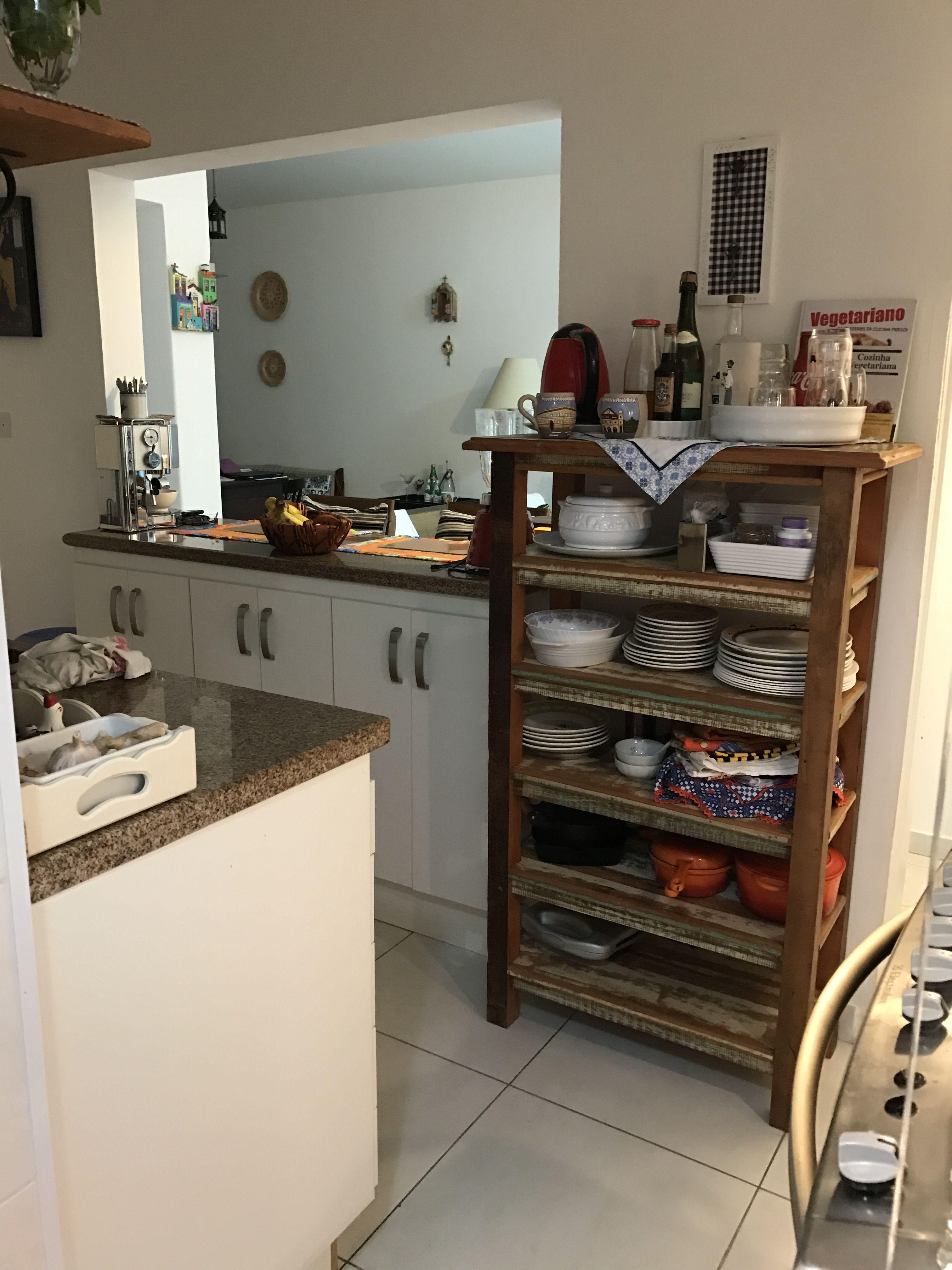 Cozinha Rstica E Moderna Com Tijolos Aparentes E Estilo Rstico