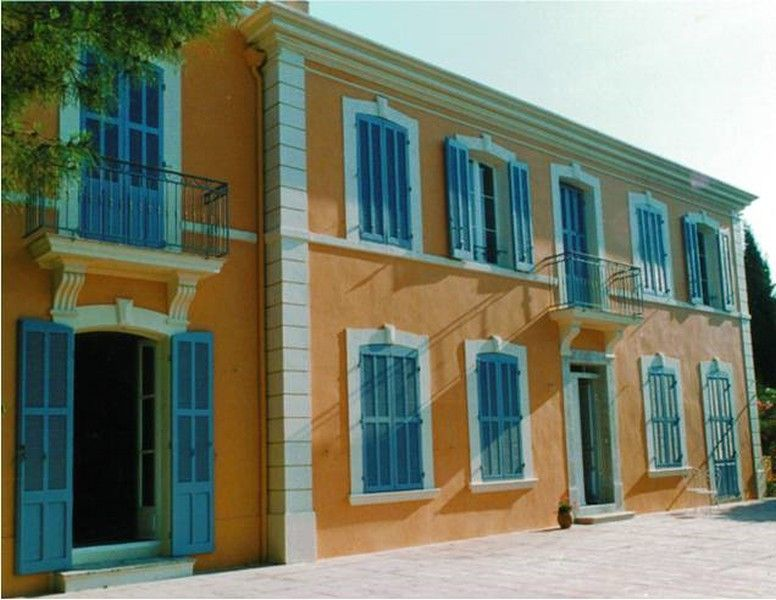 Chaux Marron Clair  Projet Maison  Mur Extrieur