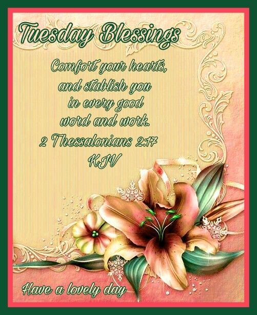 Tuesday blessings tuesday blessings pinterest blessings tuesday blessings m4hsunfo