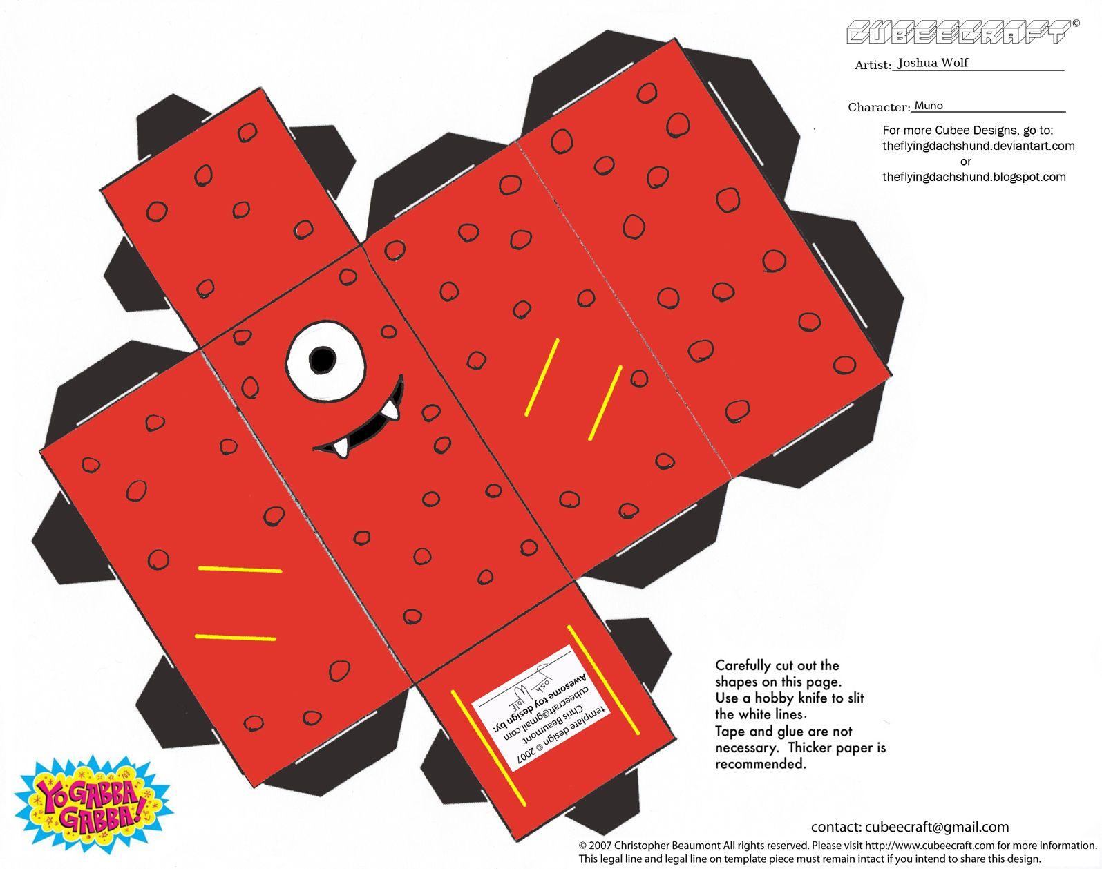 Ygg 1 Muno Cubee By Theflyingdachshundviantart On Deviantart