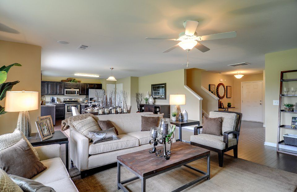 Living aspire new home in spence creek centex homes for Centex homes