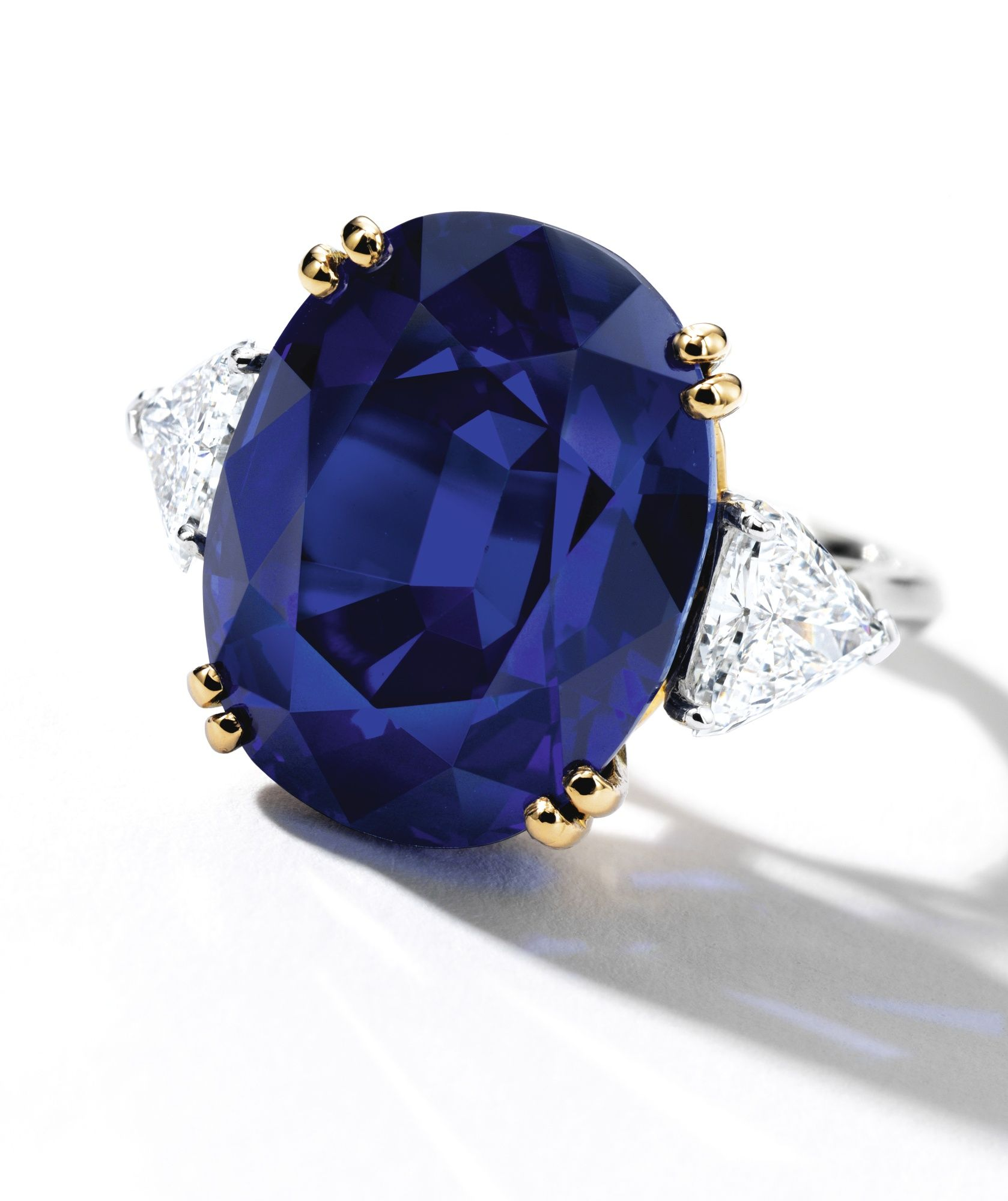 very kashmir pride sapphire of exceptional and rare pin the ring an