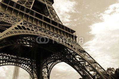 Tour Eiffel, Paris Poster