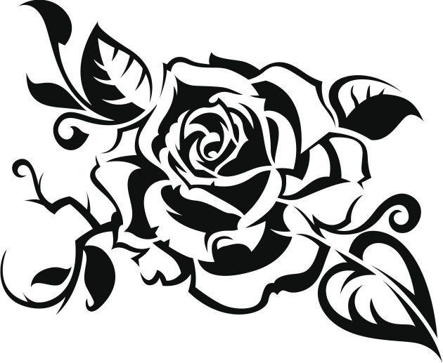 dibujos de rosas para colorear - Buscar con Google | Repujado ...