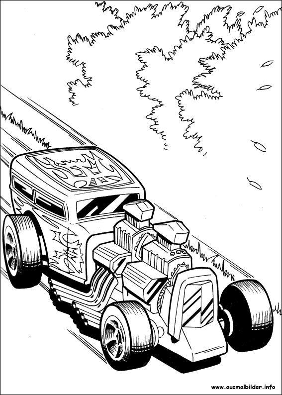 Hot Wheels Malvorlagen Ausmalbilder Ausmalbilder Zum Ausdrucken Lustige Malvorlagen