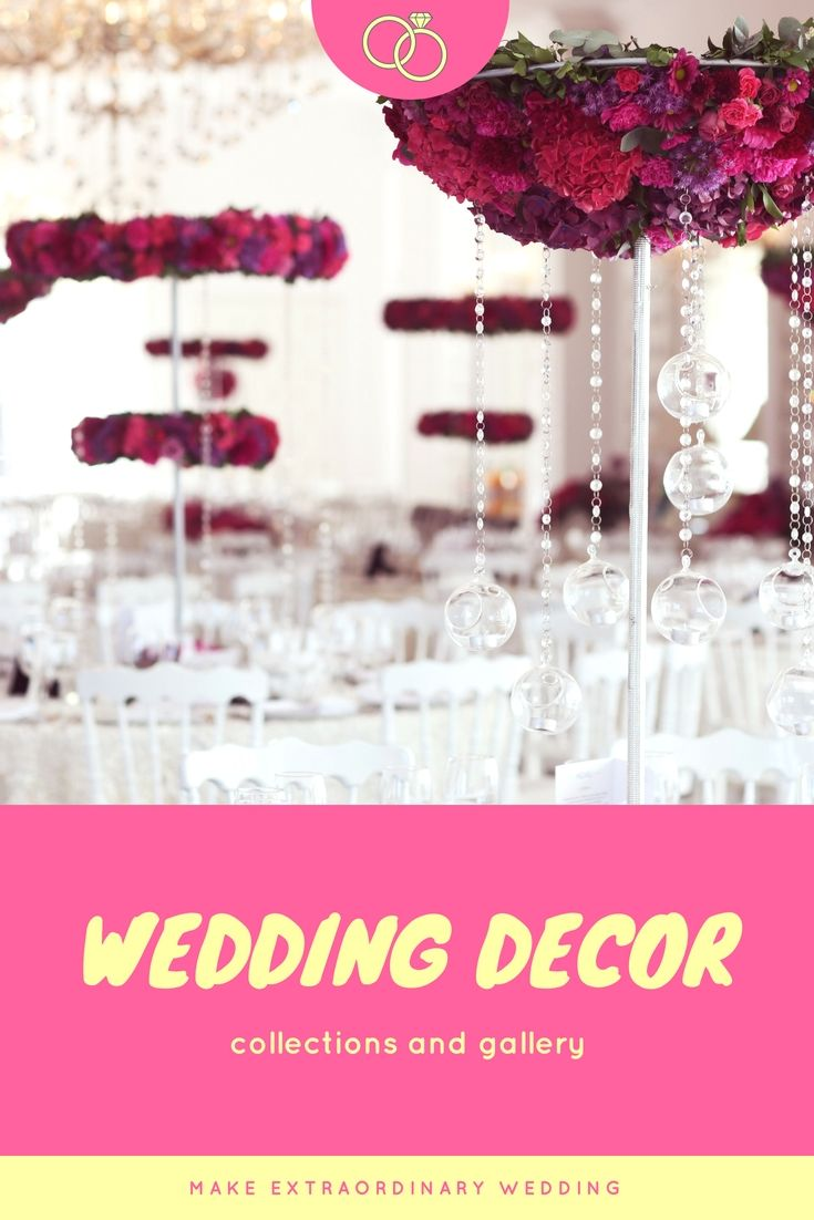 dress up your family wedding party decor by using one of these rh pinterest com