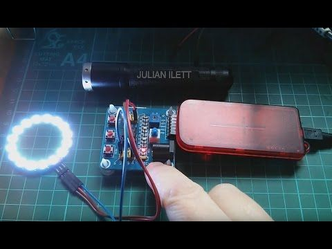 NeoPixels and the PIC12f675 Microcontroller