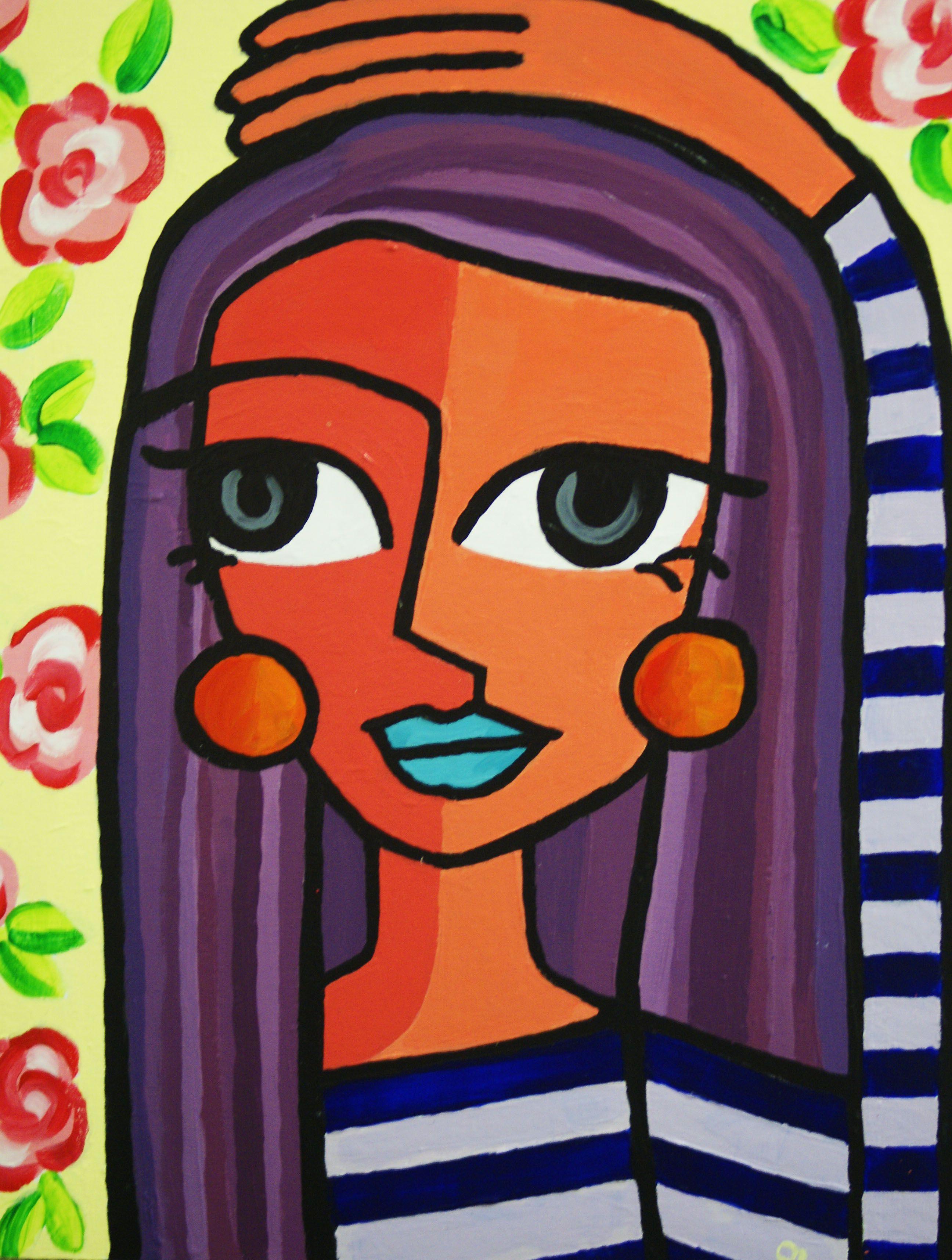 picasso paintings - Google Search | Art de la peinture, Peinture acrylique abstraite, Dessin pastel