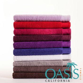 Multi-hued Basic Hand Towels #Multi-hued #Basic #Hand #Towels @Oasis Towels