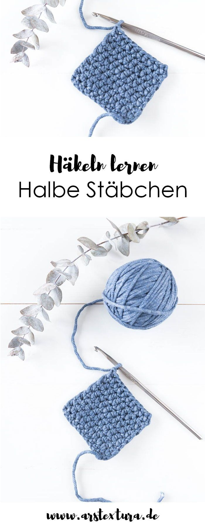 Häkeln Lernen Diy Mit Wolle 3 Pinterest Crochet Instructions