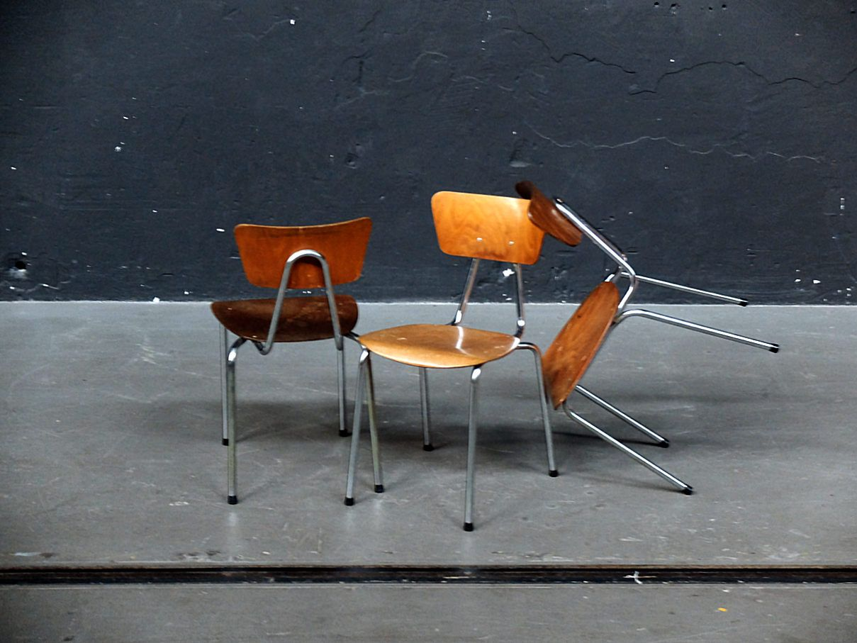 vintage danish design chairs / worksberlin | industrielampen