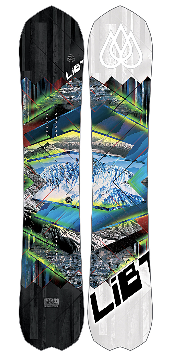 a2283a66dc69 Features - Freeride snowboard - Terrain  Backcountry