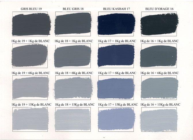 Emery cie peintures peinture mate couleurs for Peinture couleur gris
