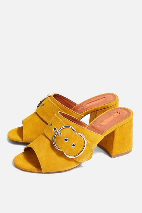 a771558ad29fa WIDE FIT NEBRASKA Mules in 2019 | Products | Wide fit shoes, Shoes ...