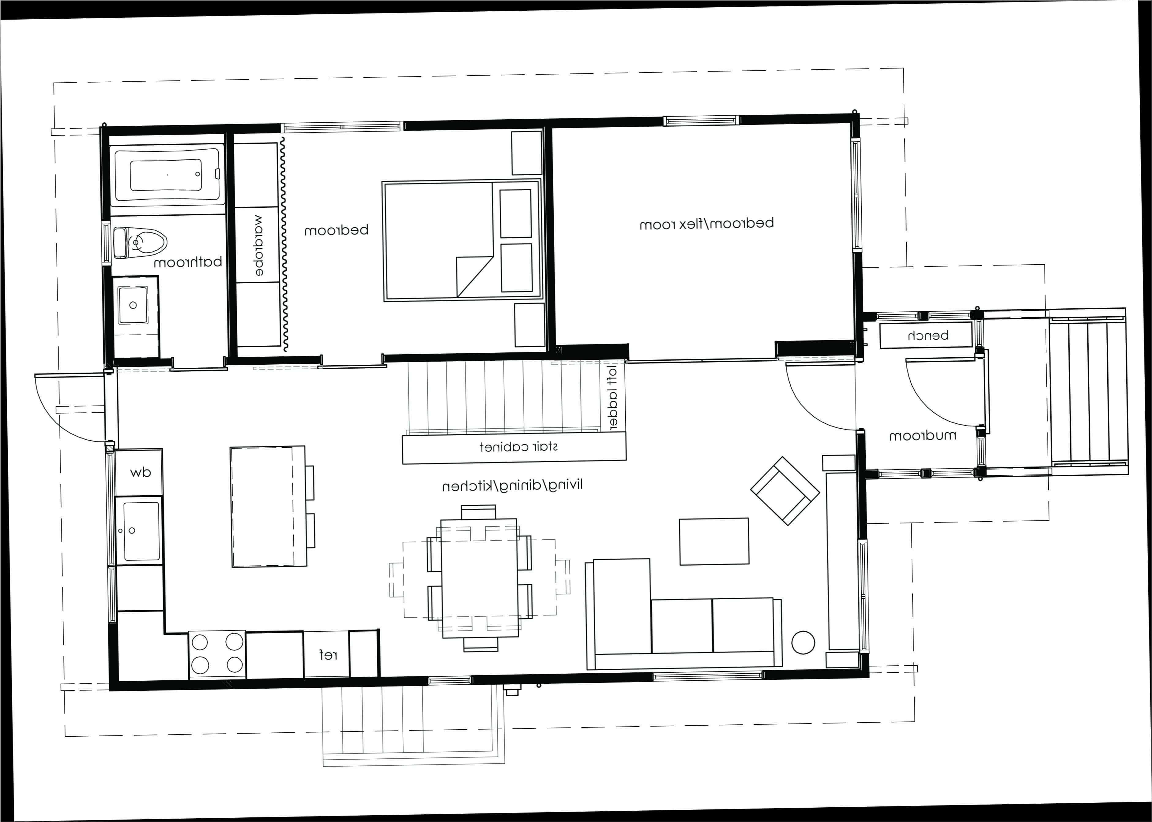 Interior Design Is The Process Of Improving The State Of An Internal Space Of A Open Plan Kitchen Dining Living Living Room Floor Plans Open Floor Plan Kitchen
