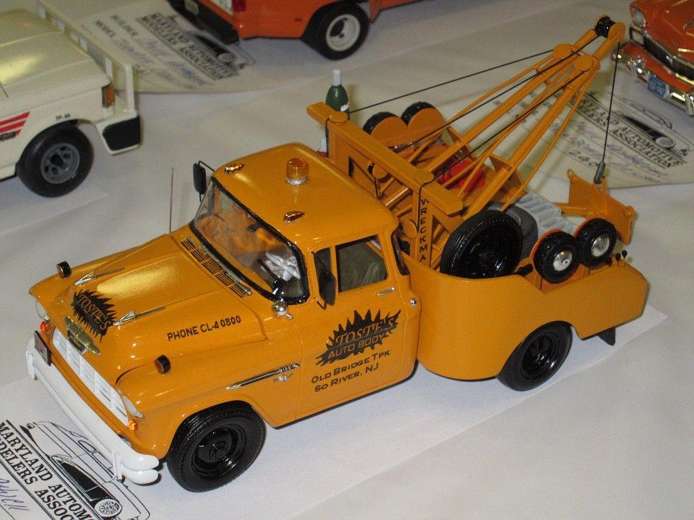 Pin by igagy Raffo on tow truck   Model cars kits, Plastic model cars, Toy trucks