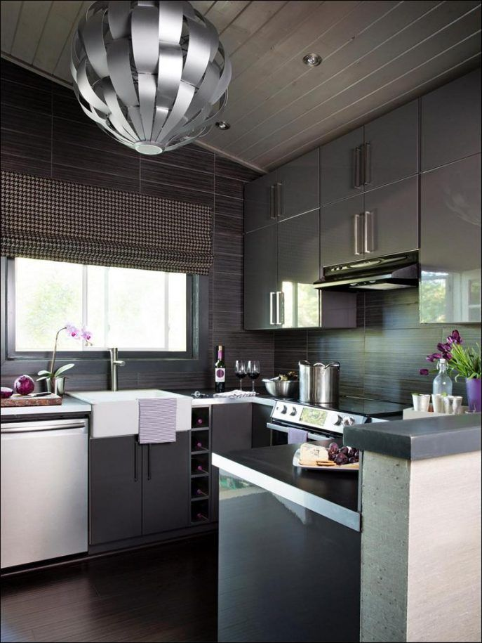 pin by clarette lavigne on kitchen design inspiration galley kitchen design contemporary on kitchen remodel galley style id=47876