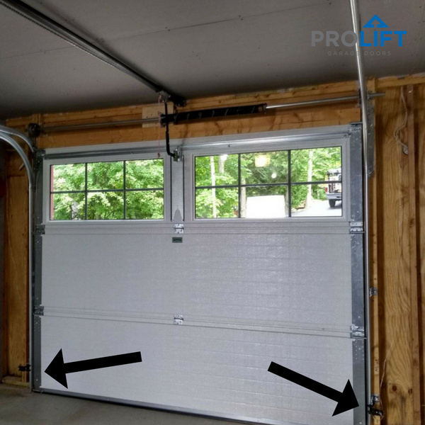 Garage Door Opener Repair Replacement Garage Door Insulation