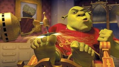 Our Blah Blah Blog I Have Shrek Feet Shrek Shrek Dreamworks Animated Movies