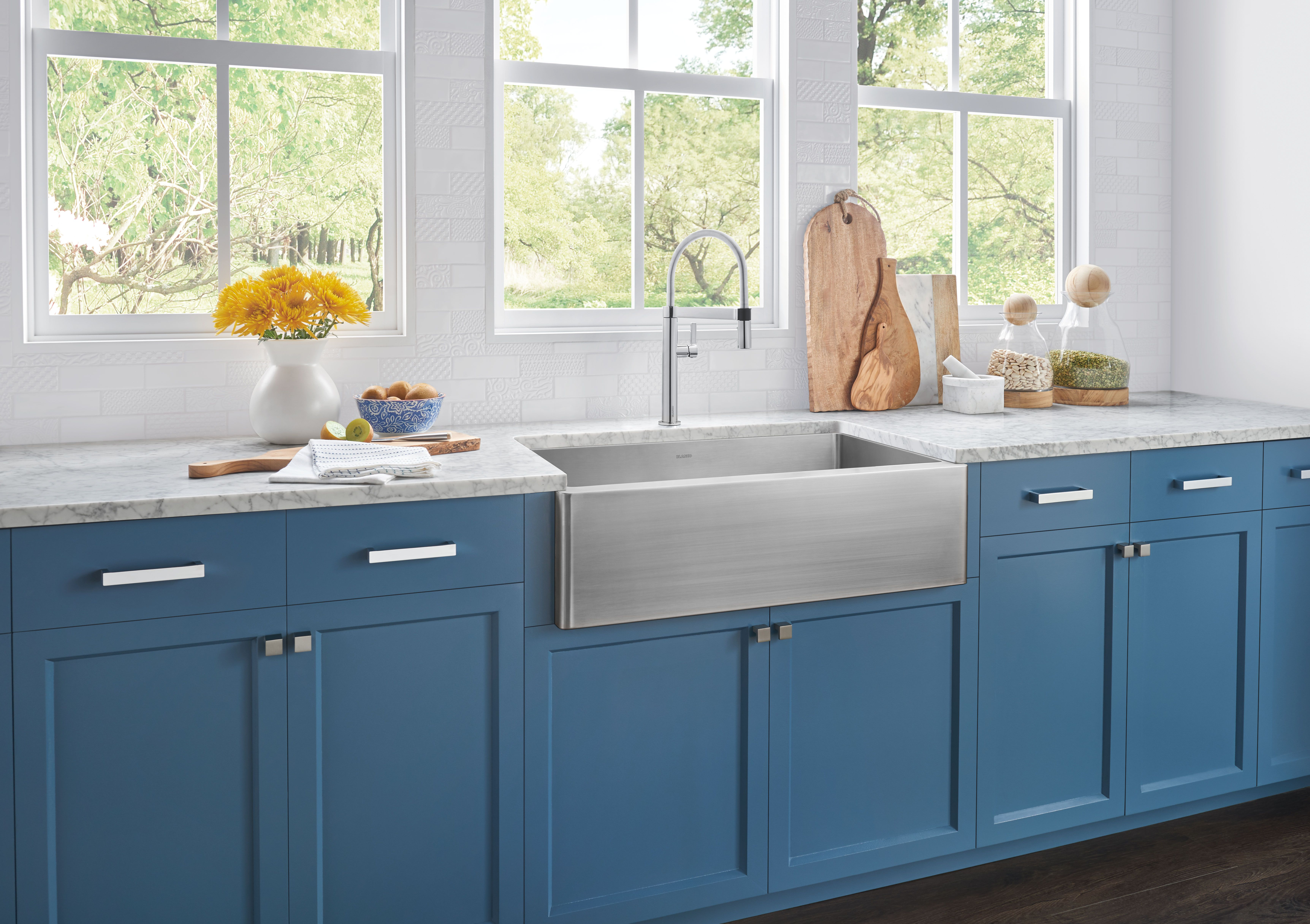 Farmhouse Stainless Steel Sinks Stainless Steel Farmhouse Sink