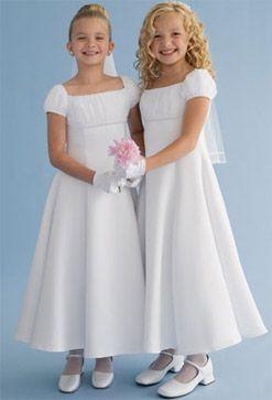 US Angels girls communion dress | Communion Ideas ...