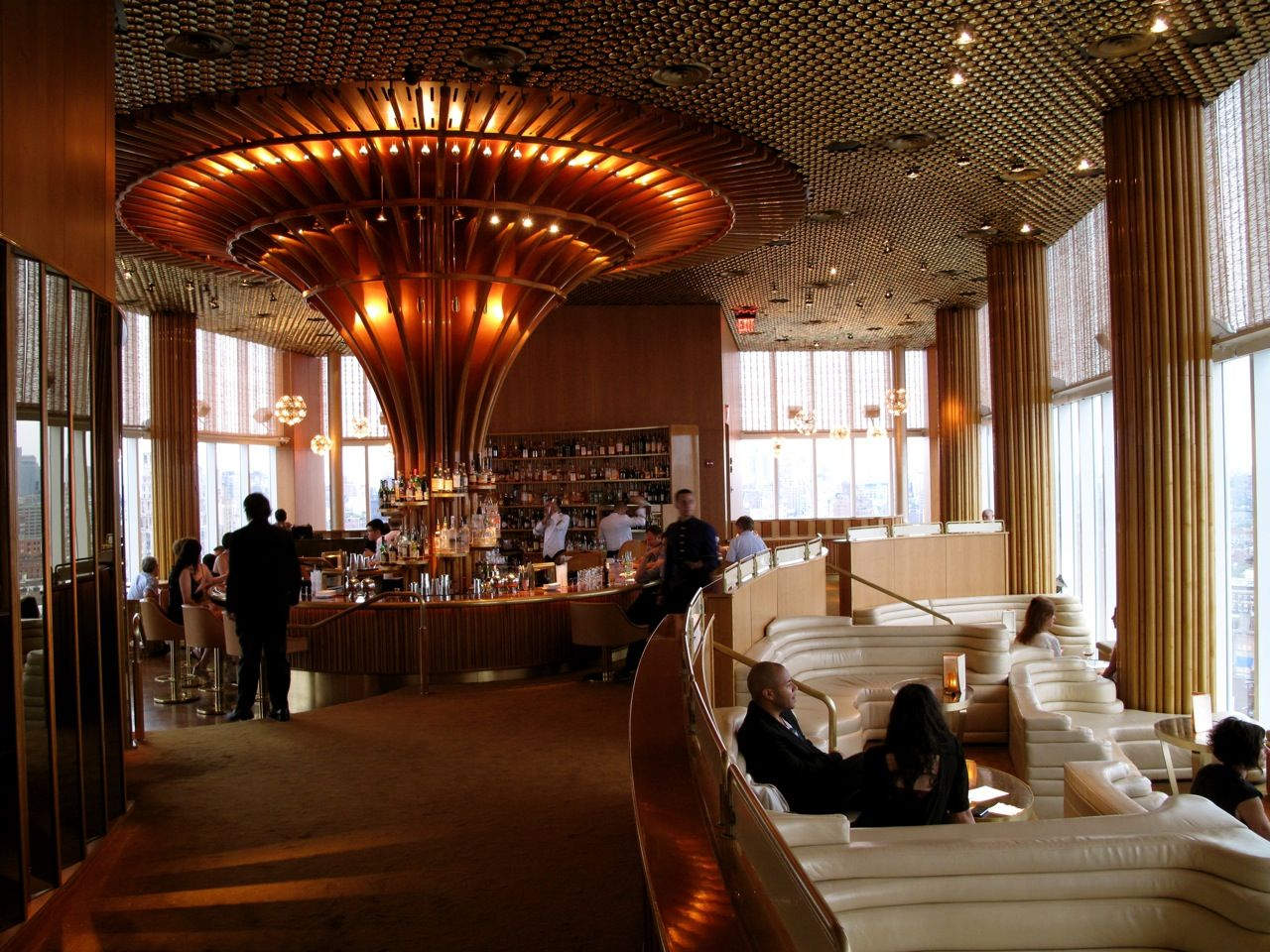 Superior Standard Hotel, Meatpacking District: Boom Boom Room Great Ideas