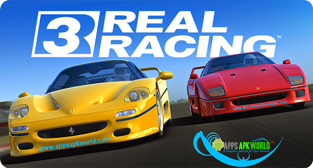 Real Racing 3 V4 3 1 Mod Unlimited Money All Cars Apk Download
