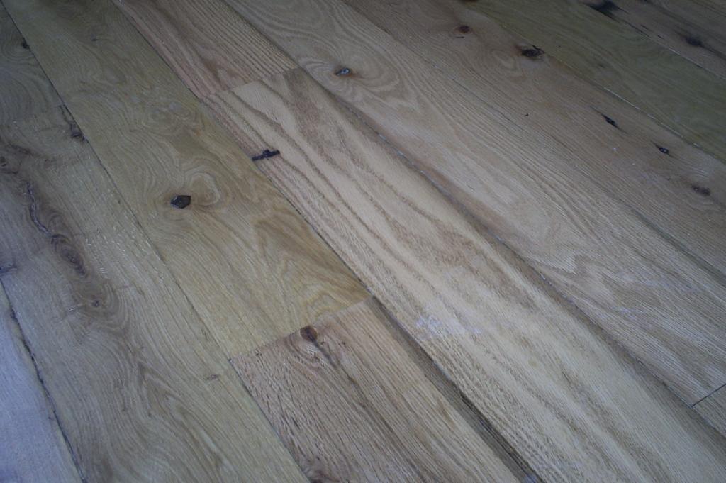 Smooth Oak Barnwood Flooring