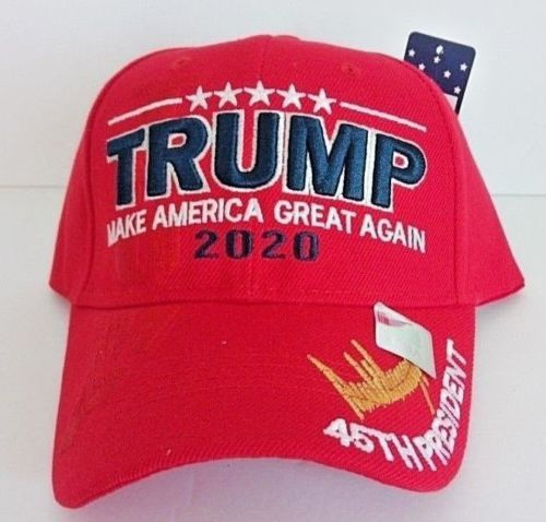 ddd93fc4cba President Donald Trump Make America Great Again Hat Adjustable Red Cap Trump  Supporters