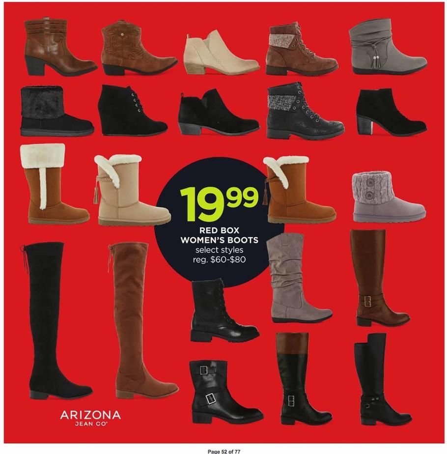 JCPenney Black Friday 2018 Ads Scan