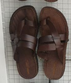 69f0681c6a2b4 Zeus Italian leather sandals. Worth the investment.