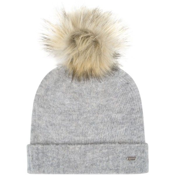 1b0466c9 TOMMY HILFIGER Donata Hat ($44) ❤ liked on Polyvore featuring ...