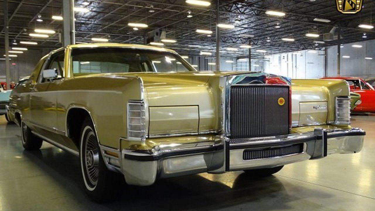 1979 Lincoln Continental for sale near O Fallon, Illinois