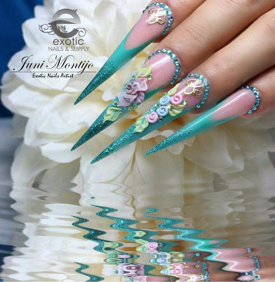 Nails Juni Montijo