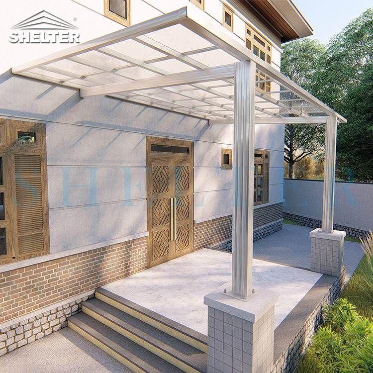 Retractable Sun Room Carport designs, Porch shades