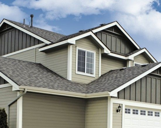 Classic Gray Home Get The Look With Dunn Edwards Union Springs De6243 For Your Home 39 S Exterior