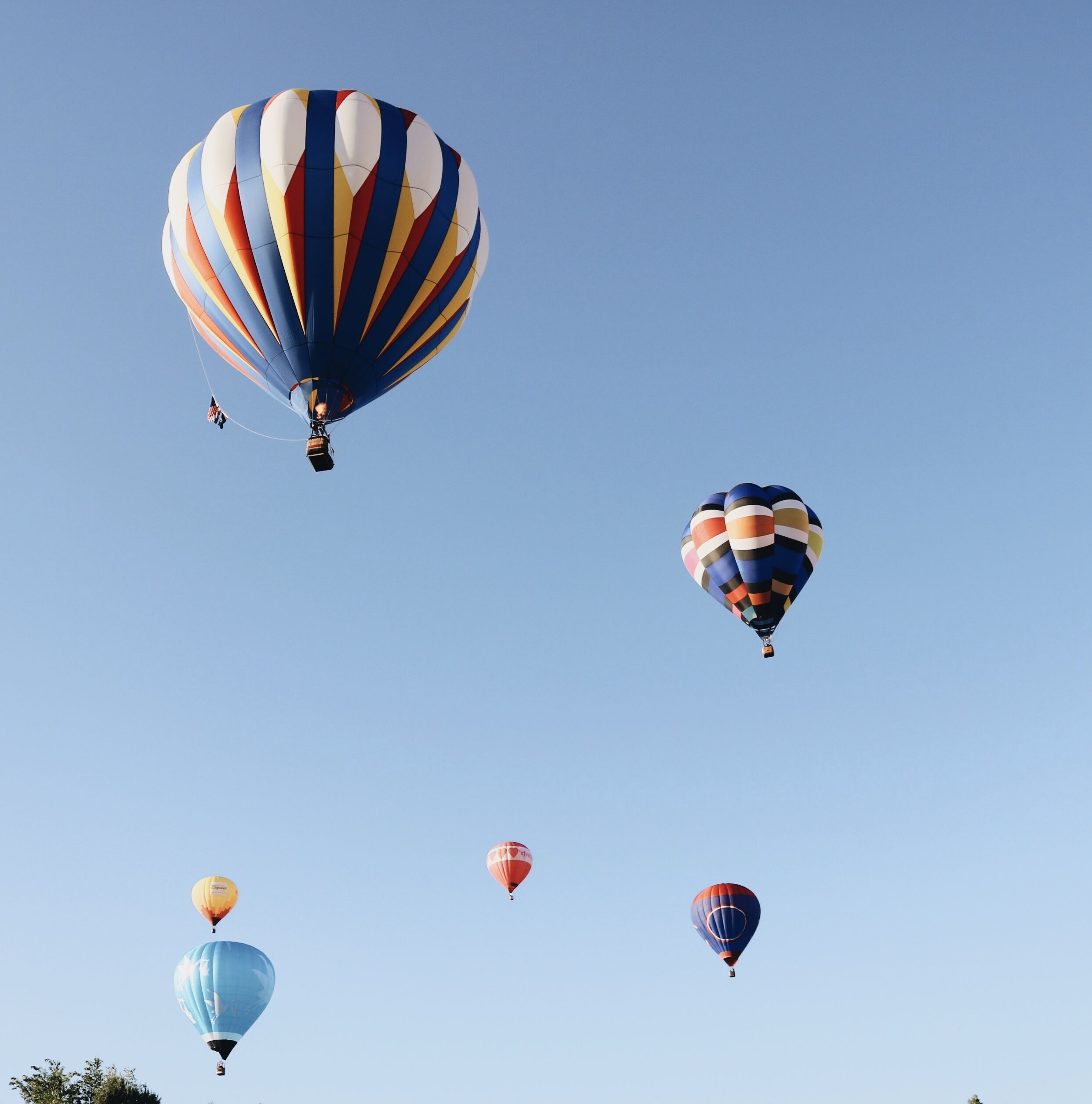 Labor Day hot air ballon festival 2019 hotairballon