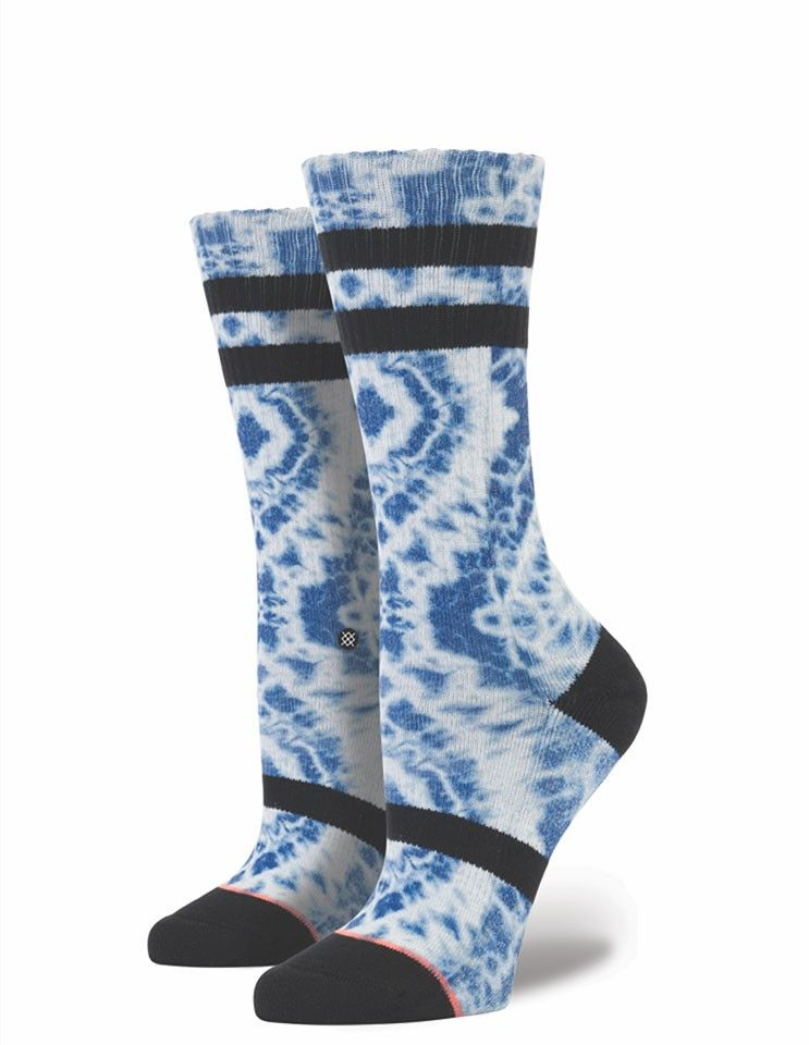 Stance   Prism Blue Navy, White socks   Buy at the Official website Stance.