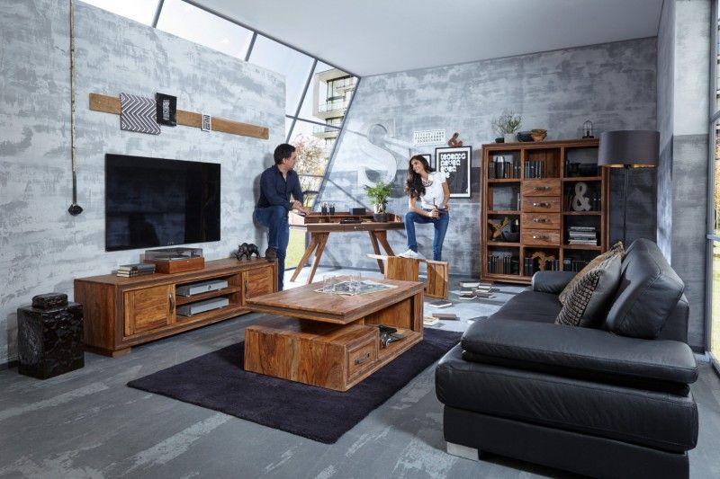 Moderne Wohnzimmer Mobel Aus Massivholz Kreatives Wohnen Einrichten Wohnideen Schlafzimmer Wohnzimmerideen Inneneinrichtung W Living Room Colors Room Colors Furniture